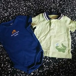 Gymboree shirts